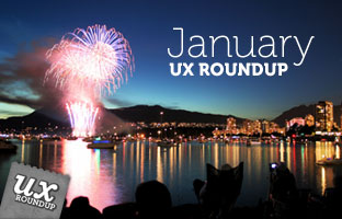 January UX Roundup
