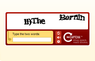 If you must use a Captcha of some kind, use something simple or something widespread like ReCaptcha.