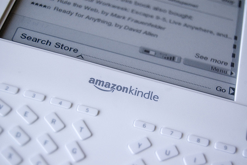 Usability vs. Nostalgia : The Amazon Kindle Debate