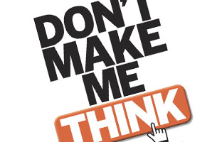 10 Usability Lessons from Steve Krug's Don't Make Me Think