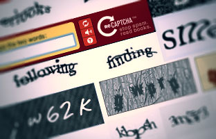 CAPTCHA's: Tough on Sales & Common Way to Test User Tolerance