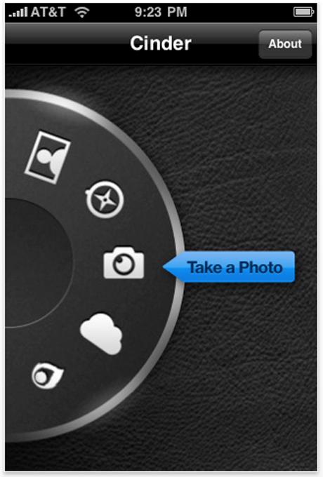 Cinder App