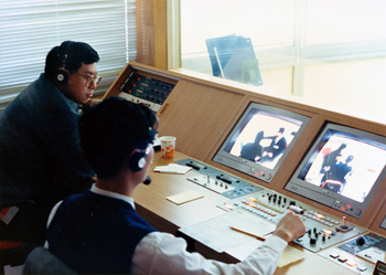 A Usability lab circa 1987